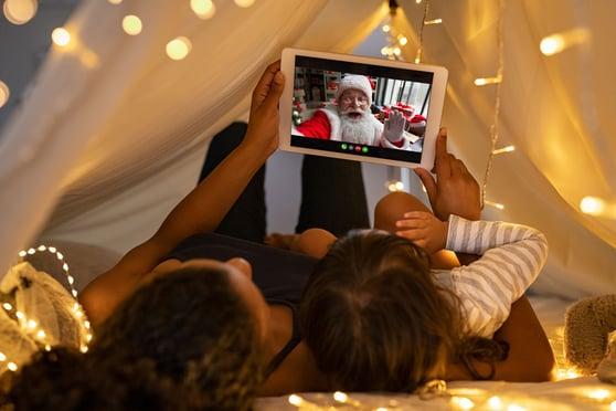 Santa-Video-Chat