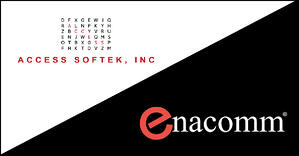 Access Softek and ENACOMM Sign Referral Deal
