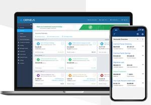 Community Financial Credit Union Selects Access Softek's Orpheus Online Banking Platform